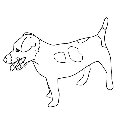Le Chien Russel by Top Coloriages De Chien Images For Pinterest Tattoos