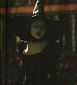 The Wicked Witch is identified in Oz: The Great and Powerful!