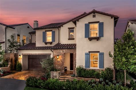 New Homes For Sale In Irvine, Ca  Palo Alto Community By