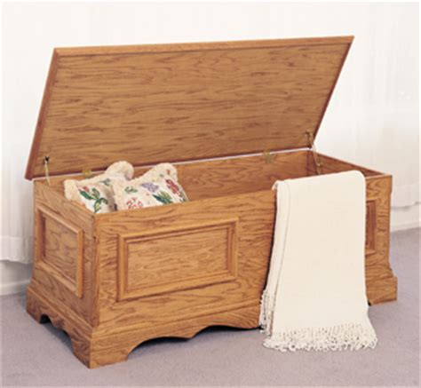 chests blanket chest woodworking plans