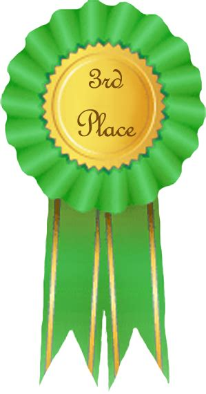 place ribbon clipart 3rd place ribbons clipart 38