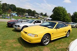 1998 Ford Mustang chassis information.