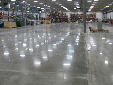 Polished Concrete   Lima   Toledo OH