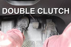 Do You Know What Double Clutching Is For Manual