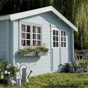 Abri De Jardin Leroy Merlin : pose d 39 un abri de jardin entre 10 m et 15 m leroy merlin ~ Melissatoandfro.com Idées de Décoration