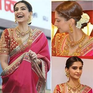 Sonam Kapoor stunned in Indian wear, Try this Navratri Slide 5, ifairer
