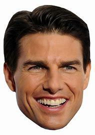Tom Cruise Face Mask