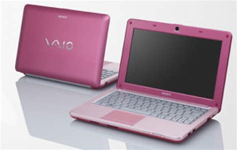 mini laptop computer sony vaio w series mini notebook computers