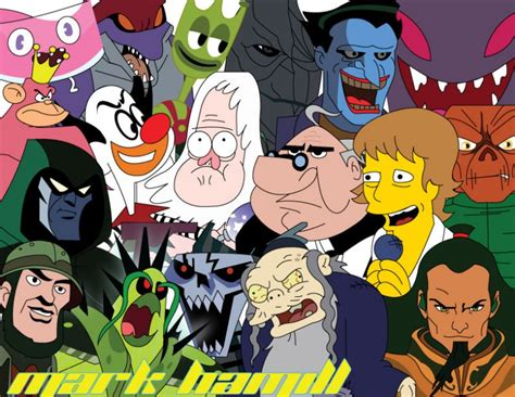 mark hamill voices voices undercover geek bomb