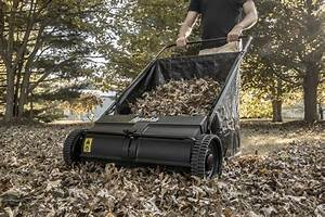 Buyer U2019s Guide  The Best Lawn Sweepers 2019