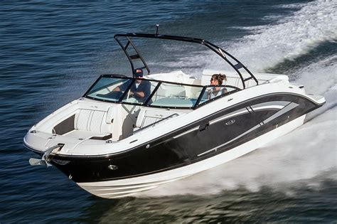 Sea Deck Boats by 2016 New Sea 270 Sundeck Deck Boat For Sale Ontario