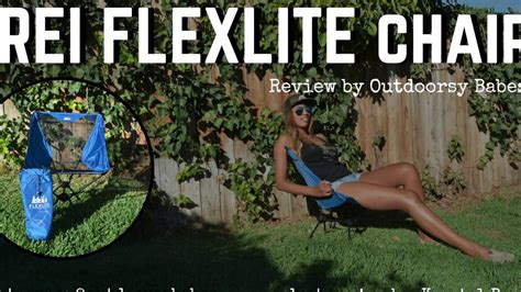 Rei Flexlite Chair by Rei Flexlite Chair Review Outdoorsy 11 2016