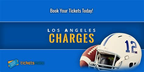 Buy Los Angeles Chargers Tickets