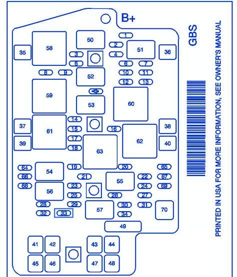 2001 Daewoo Leganza Fuse Box Diagram by Ford Lariat Fx4 2003 Fuse Box Block Circuit Breaker