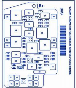 Ford Lariat Fx4 2003 Fuse Box  Block Circuit Breaker