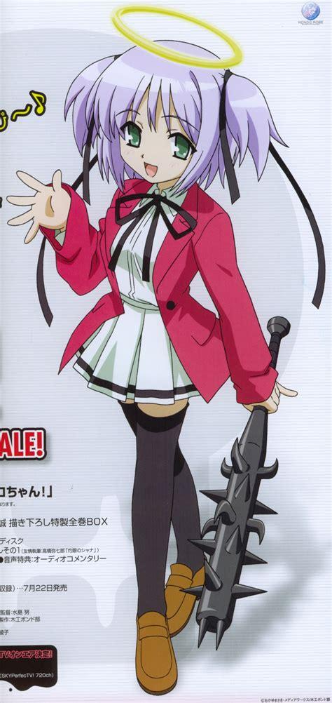 bokusatsu tenshi dokuro chan  anime shelf