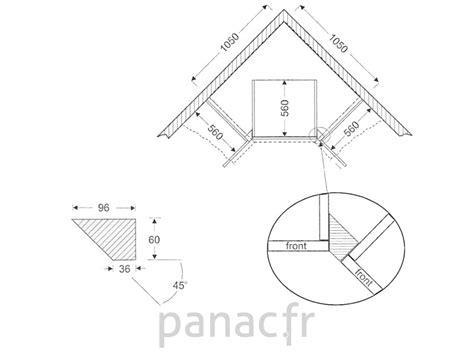 hauteur plan de travail cuisine ikea meuble d 39 angle sous plaque de cuisson op 60 ns