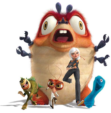 Amazoncom Monsters Vs Aliens  Xbox 360 Activision Inc