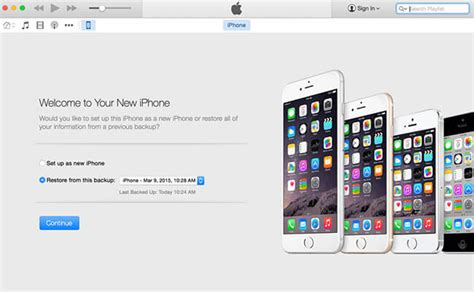 restore phone from how to restore iphone from itunes backup