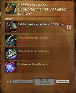 Oberste Rune Der Lagerung : guide zu den gr eren taschen 24 28 und 32 pl tze guildnews ~ Eleganceandgraceweddings.com Haus und Dekorationen