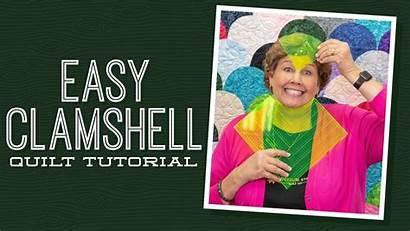 Quilt Missouri Star Jenny Clamshell Tutorial Easy