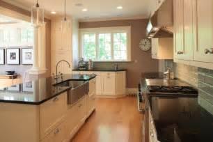 kitchen design with island layout island sink m reimnitz architect pc jrapc