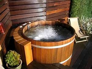 Cedar Hot Tub : round hot tubs northern lights cedar tubs ~ Sanjose-hotels-ca.com Haus und Dekorationen