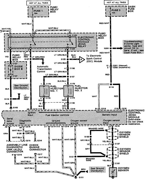 2001 Geo Tracker Wiring Diagram by 1993 Dodge Dakota Fuse Box Diagram Wiring Library
