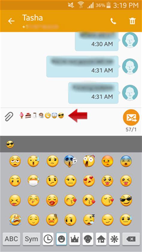 Use Emoji On Samsung Galaxy S5 Access Emoji On Samsung