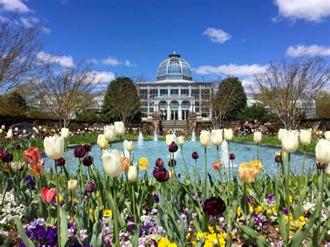 botanical gardens va list 30 outings in virginia dc and maryland