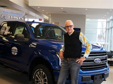 Ford Largely Getting Out Of Cars, Ron Loeppky Not