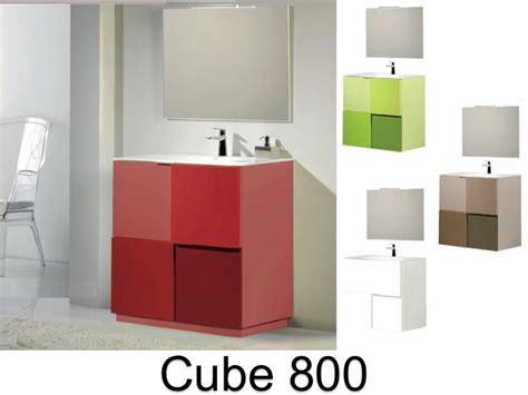 meubles lave mains robinetteries meuble sdb meuble salle de bain en 80 cm poser au sol