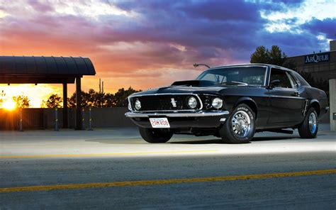 Muscle Cars Wallpapers (70+ Images