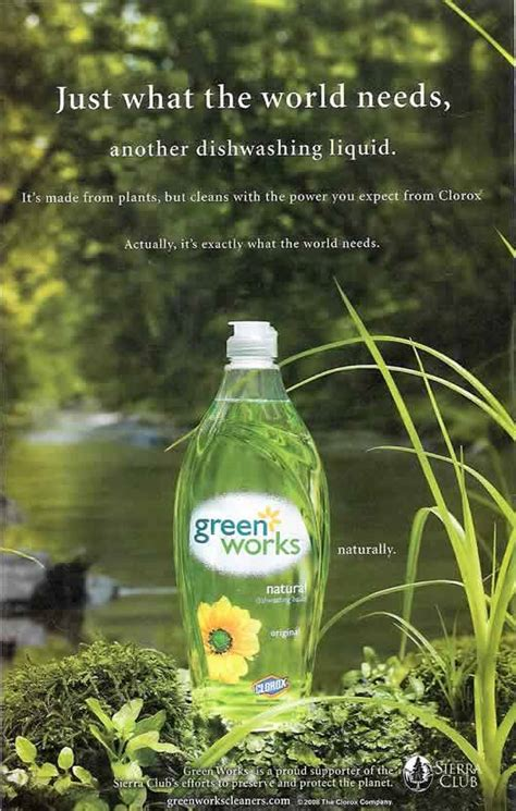 business managed environment green consumerism greenworks