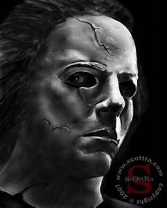 Michael Myers 2007 by ScOttRa on DeviantArt