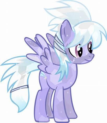 Crystal Pony Ponies Vector Cloudchaser Brony Deviantart