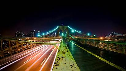 Bridge Brooklyn Nights 1920 1080 Wallpapers