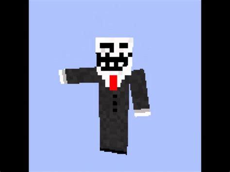 Minecraft Skin  Troll Face Meme (hd) (downloadable) Youtube