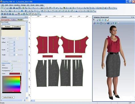 computer aided drafting  design cadd  textile