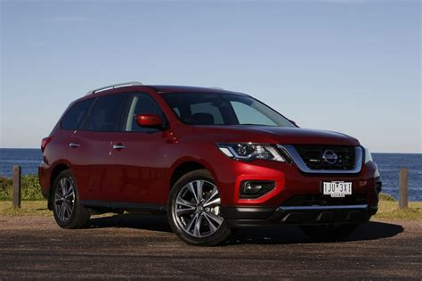 2017 Pathfinder Review by Nissan Pathfinder Ti 2017 Review Carsguide
