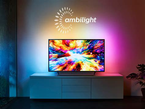 Tv 4k Philips Ambilight Philips 43pus7303 12 43 Inch 4k Ultra Hd Android Smart Tv With Hdr Plus And Ambilight 3 Sided