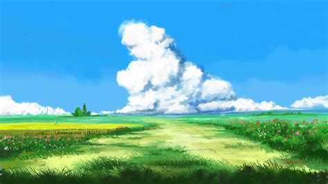 Anime Background Background Check All Anime Field Background Background Check All