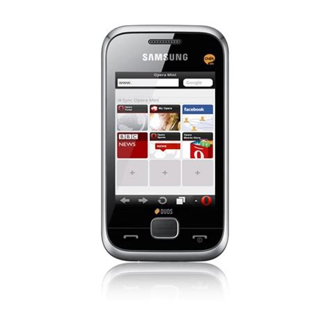 samsung loads opera mini on 3 and ch deluxe phones softpedia