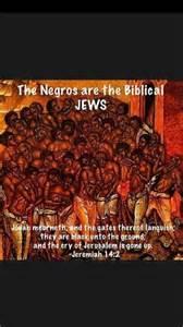 Black Hebrew Israelites Meme