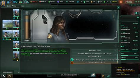 Stellaris Memes - that moment when you run out of arguments in a discussion stellaris