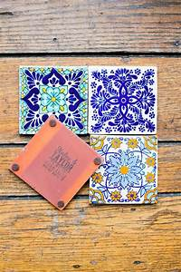 7 of the best wedding favors for guests woman getting With diy coasters wedding favors