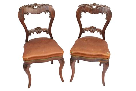 Antique Distressed Brown Slipper Chairs Chair Cane Replacement Detecto Scale Overstuffed Chairs With Ottoman Adirondack Cedar Wood Electric Lift Race Car Office Colorful Vanity