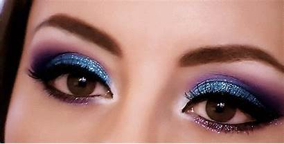 Eye Makeup Eyes Shadow Glitter Metallic Looks