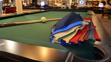 how to felt a pool table diy project how to restore old pool tables junk mail blog