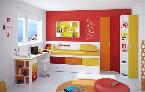 couleur dans une chambre des couleurs fraiches et gaies dans une chambre d